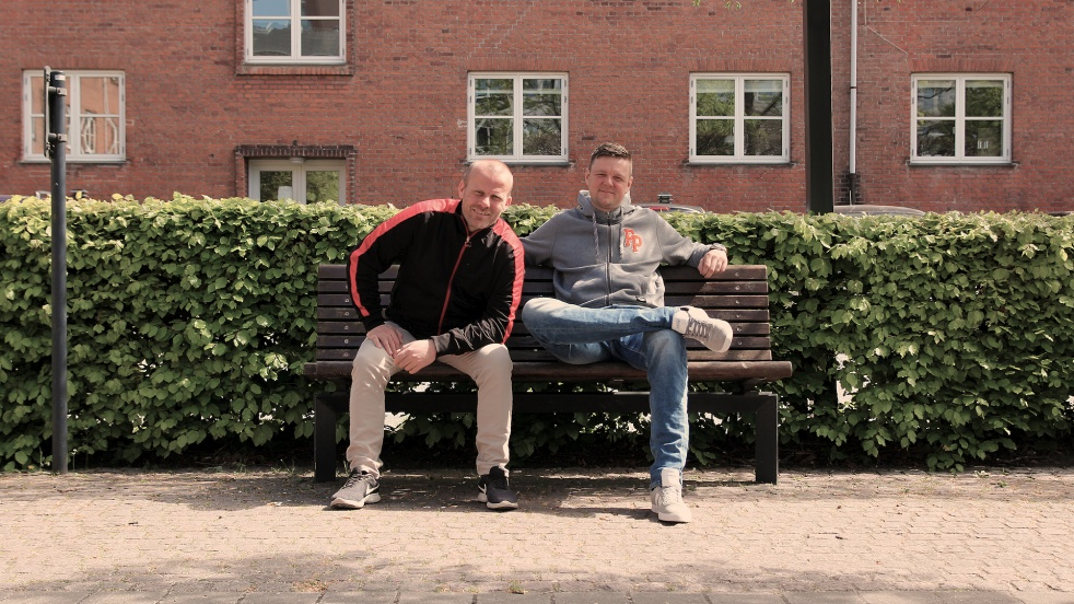 En narkoman og en alkoholiker...... - imagen de portada