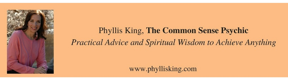 Common Sense Psychic with Phyllis King - Cover Image