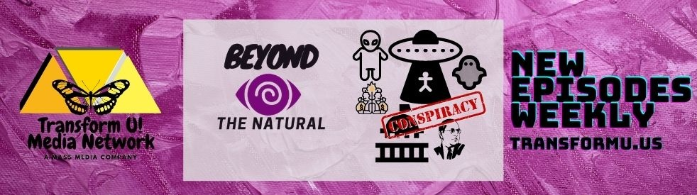 Beyond the Natural - Cover Image