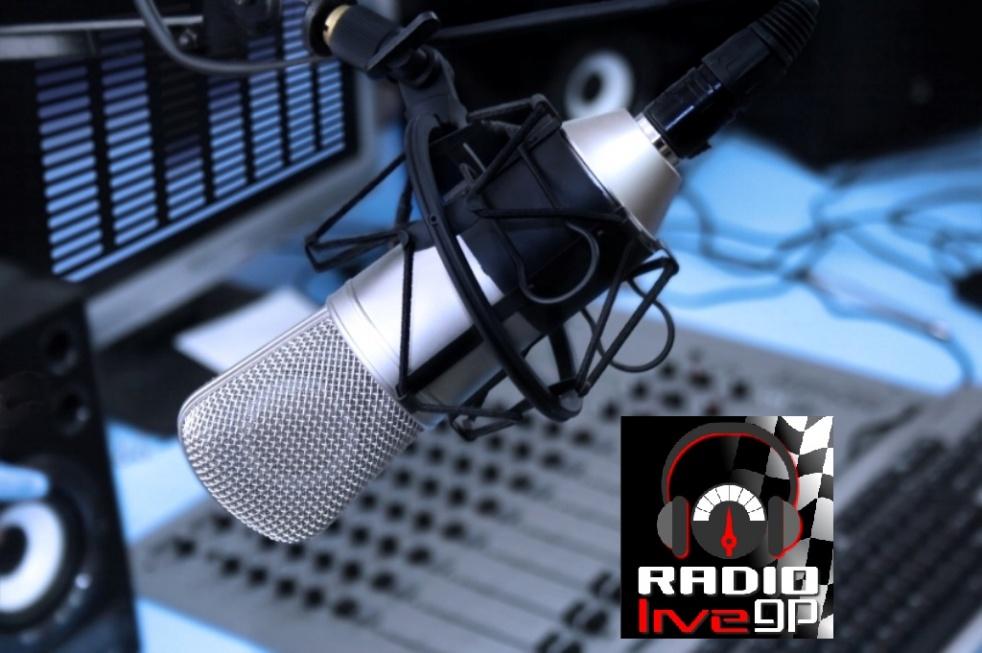 Radio LiveGP - imagen de show de portada