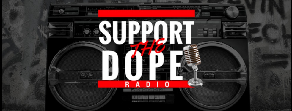 Support The Dope Radio - show cover