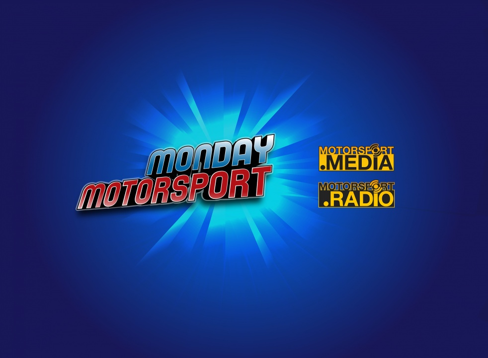 Monday Motorsport® - show cover