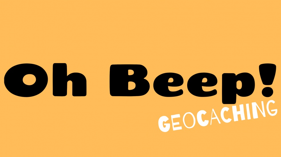 Oh Beep! Geocaching - show cover
