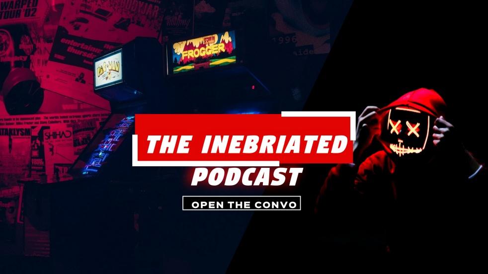 The Inebriated Podcast - imagen de show de portada