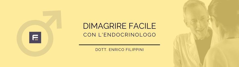 Dimagrire Facile con l'endocrinologo - Cover Image