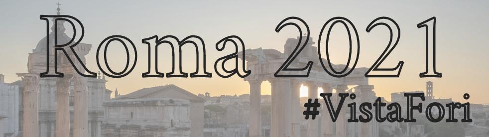 Roma 2021: Vista Fori - Cover Image