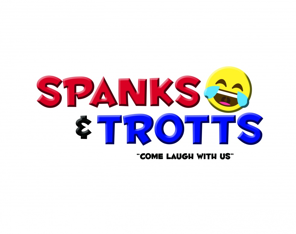 Spanks And Trotts - show cover