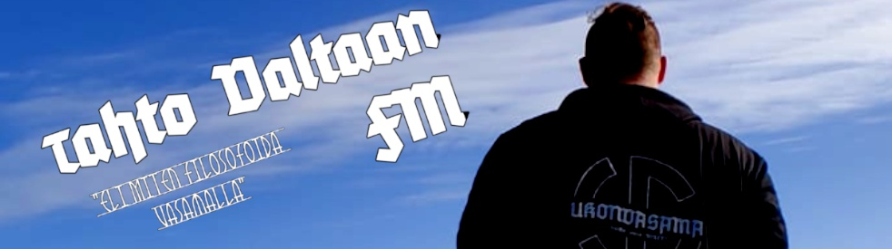 Tahto Valtaan FM - Cover Image