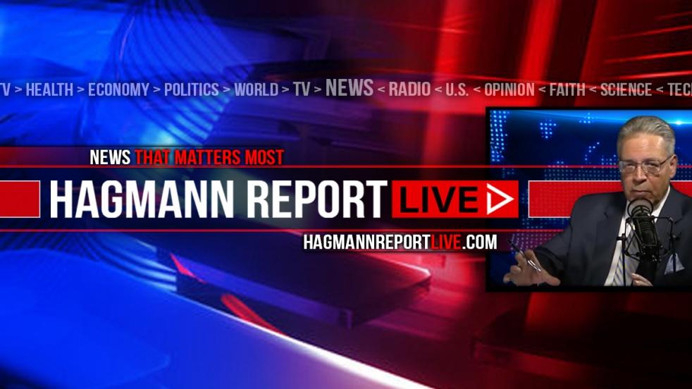 Hagmann Report - show cover