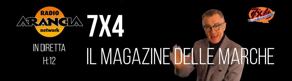 7x4 il Magazine delle Marche - immagine di copertina dello show
