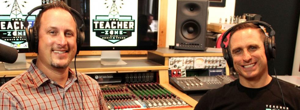 The Teacher Zone - show cover