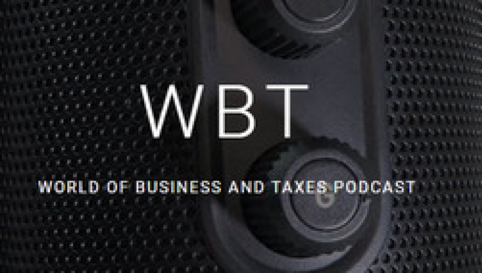 WBT - World of Business and Taxes - show cover