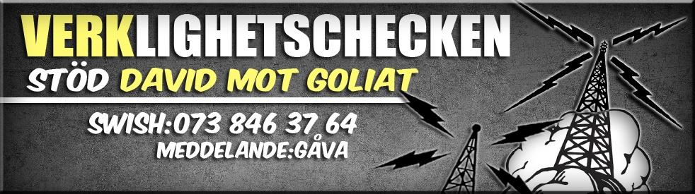 Verklighetschecken - show cover