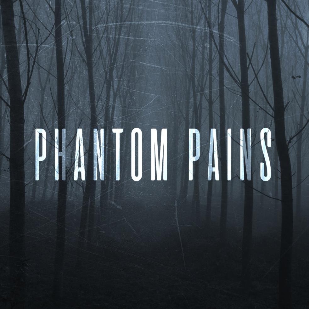 Phantom Pains - imagen de show de portada