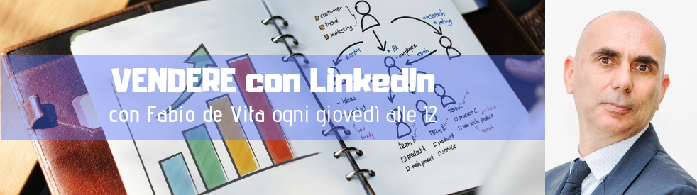 Vendere con LinkedIn - imagen de show de portada