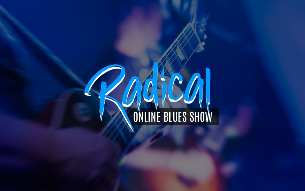 Live Radical Blues Show - show cover
