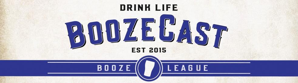 BoozeCast - imagen de show de portada