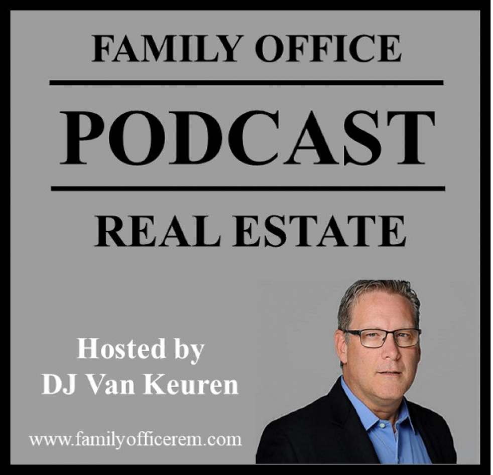 Family Office Real Estate Podcast - Cover Image