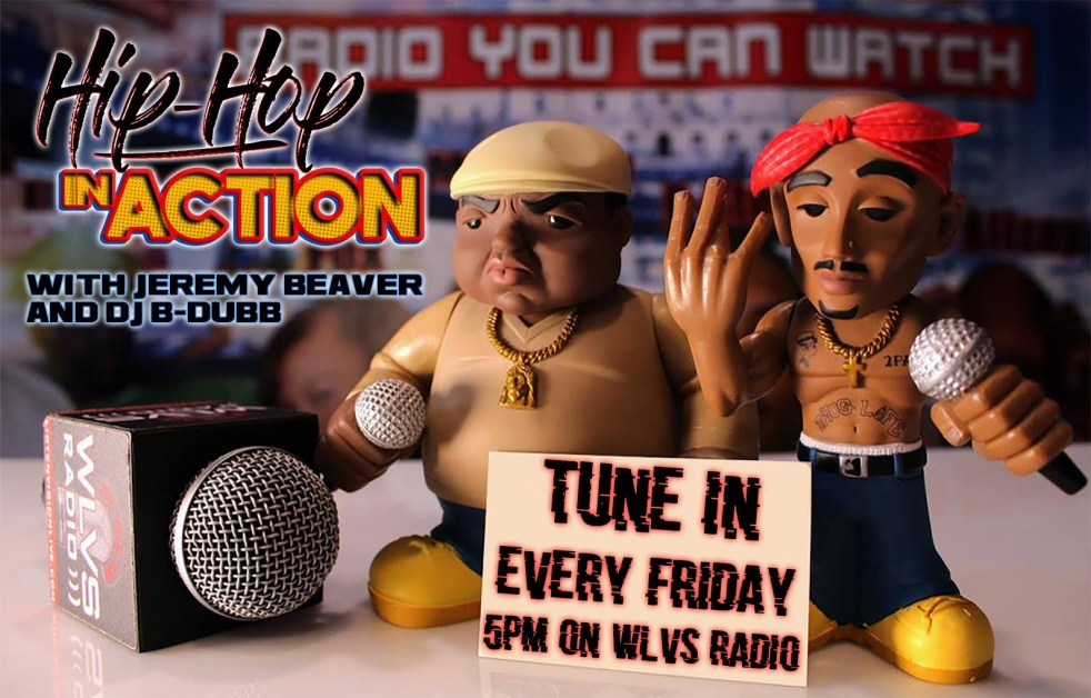 Hip Hop In Action - immagine di copertina dello show