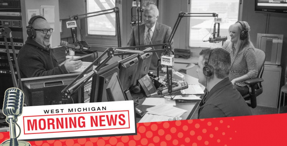 West Michigan's Morning News - imagen de show de portada