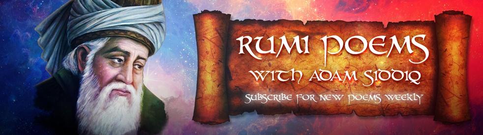 Rumi Poems with Adam Siddiq - show cover