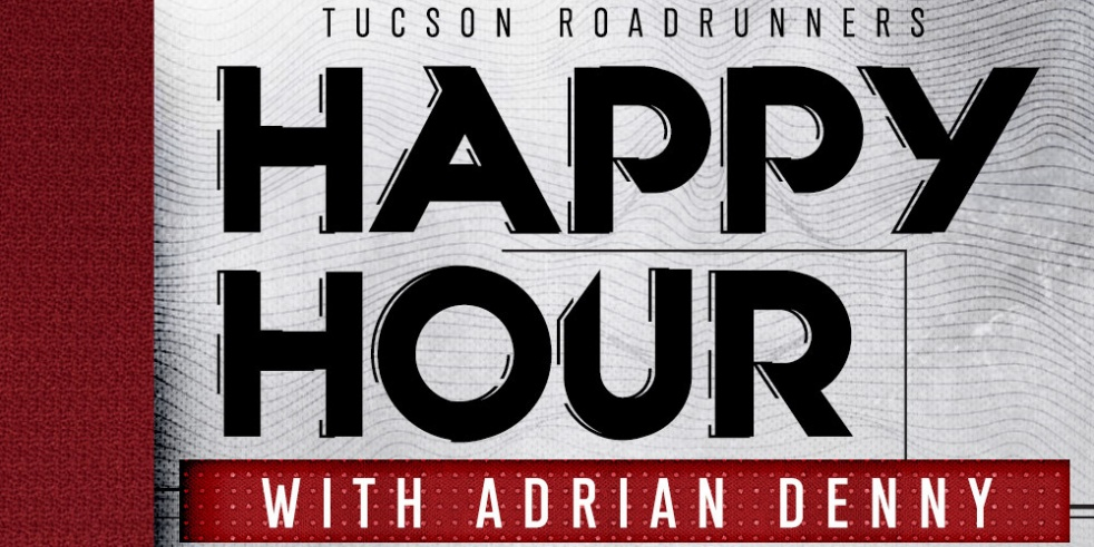 Roadrunners Happy Hour Podcast - Cover Image