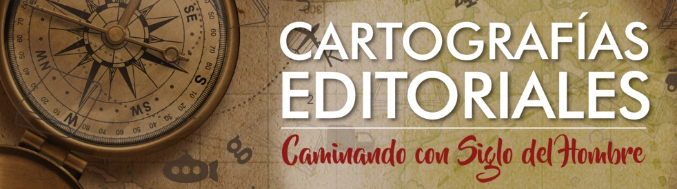 Cartografías editoriales - immagine di copertina dello show