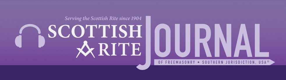 Scottish Rite Journal Podcast - immagine di copertina dello show