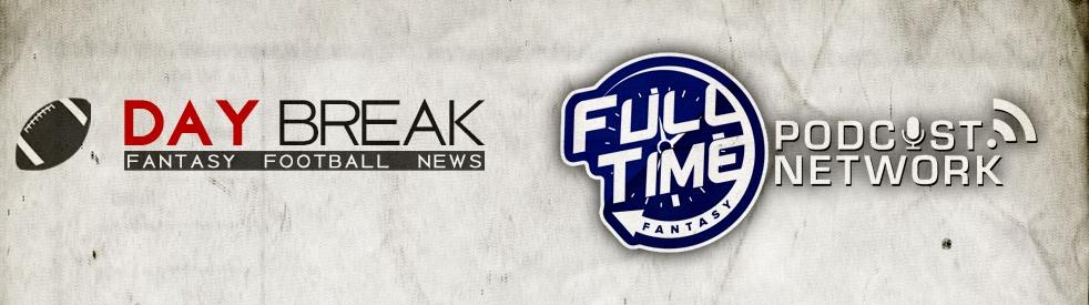 Day-Break Fantasy Football News - immagine di copertina dello show