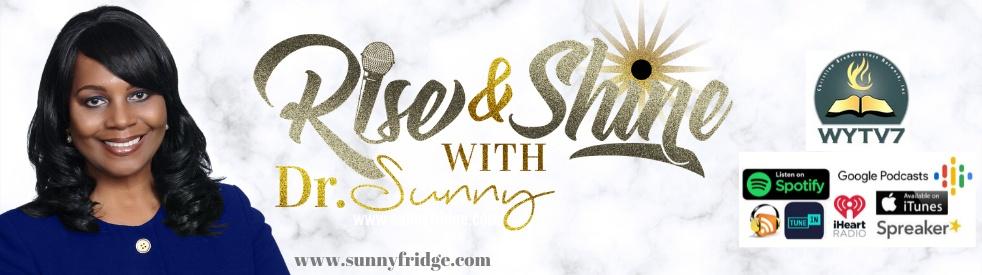 Rise & Shine With Dr. Sunny Fridge - Cover Image