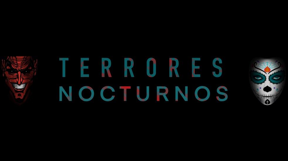 Terrores Nocturnos - Cover Image