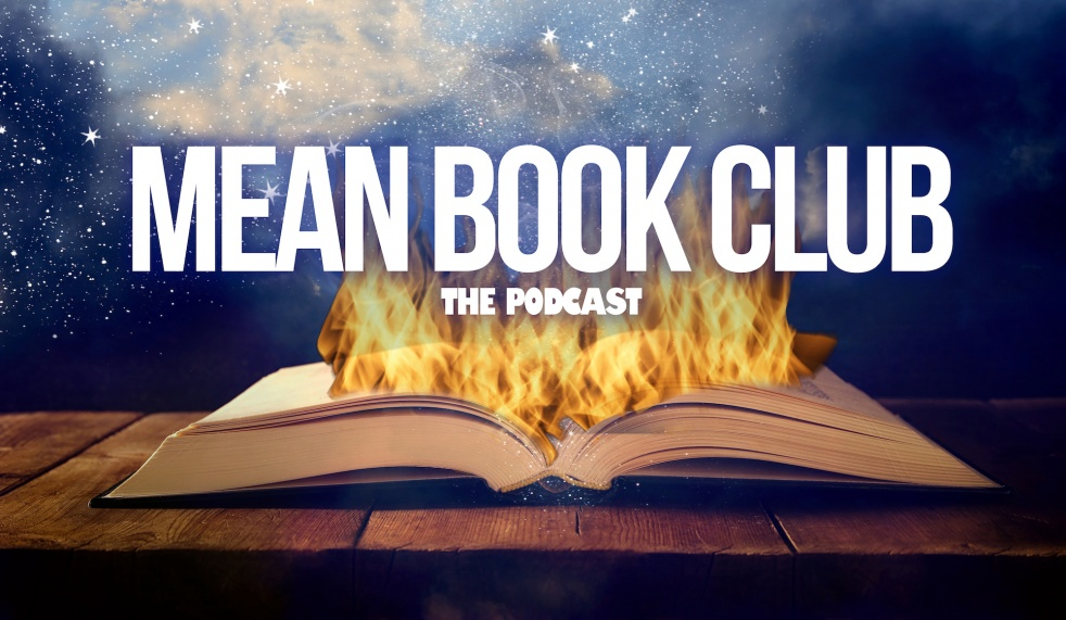 Mean Book Club - Cover Image
