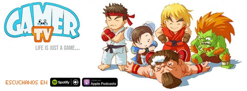 GamerTv podcast - Cover Image