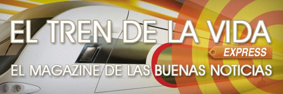 EL TREN DE LA VIDA EXPRESS - imagen de show de portada