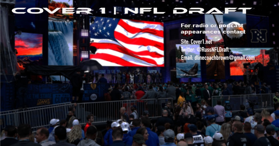 Cover 1 | NFL Draft - Cover Image