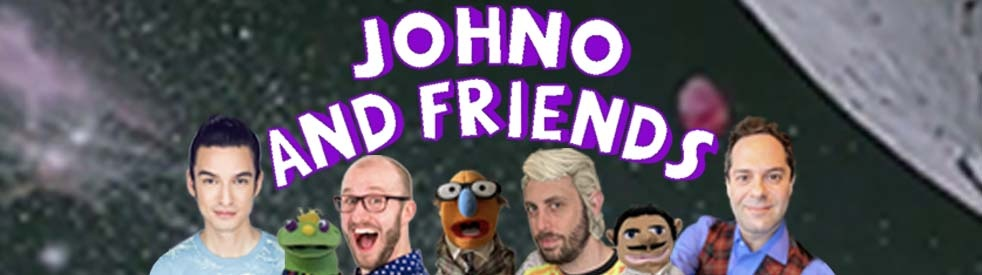 Johno and Friends - Cover Image