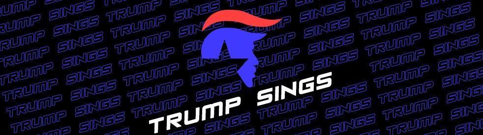 Trump Sings - immagine di copertina