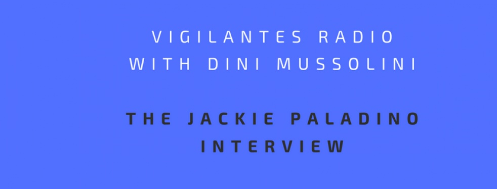 The Jackie Paladino Inteview. - show cover