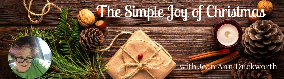 The Simple Joy of Christmas - immagine di copertina dello show