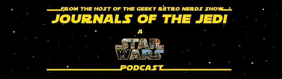 The Journals of the Jedi - imagen de show de portada