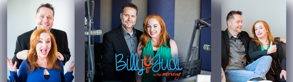 Billy & Judi In The Morning - show cover
