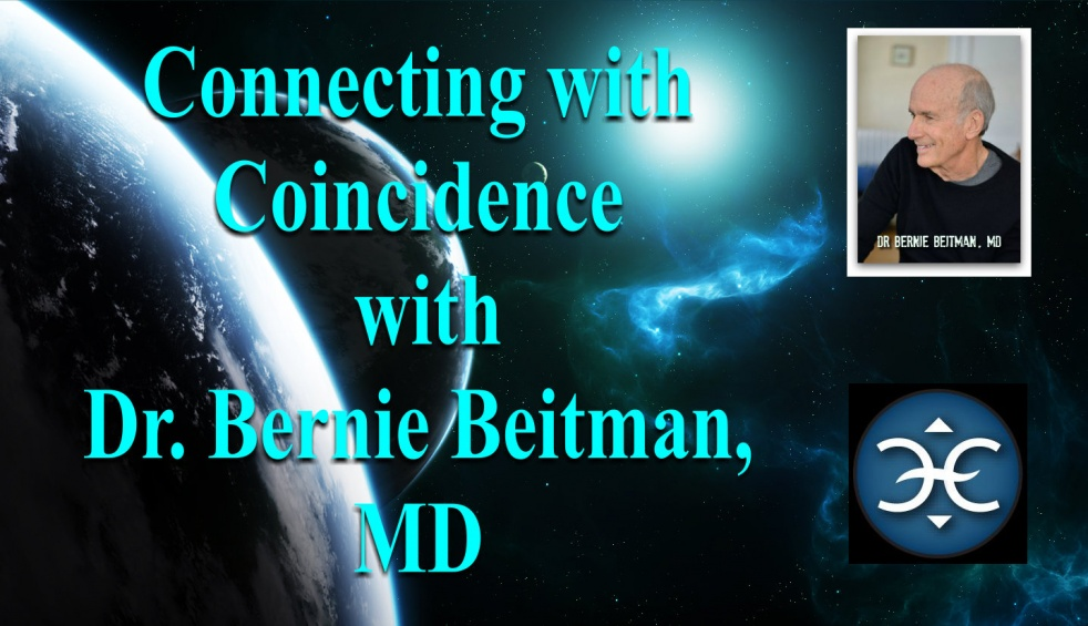 CCBB: Dr. Bernard Beitman, MD - immagine di copertina dello show