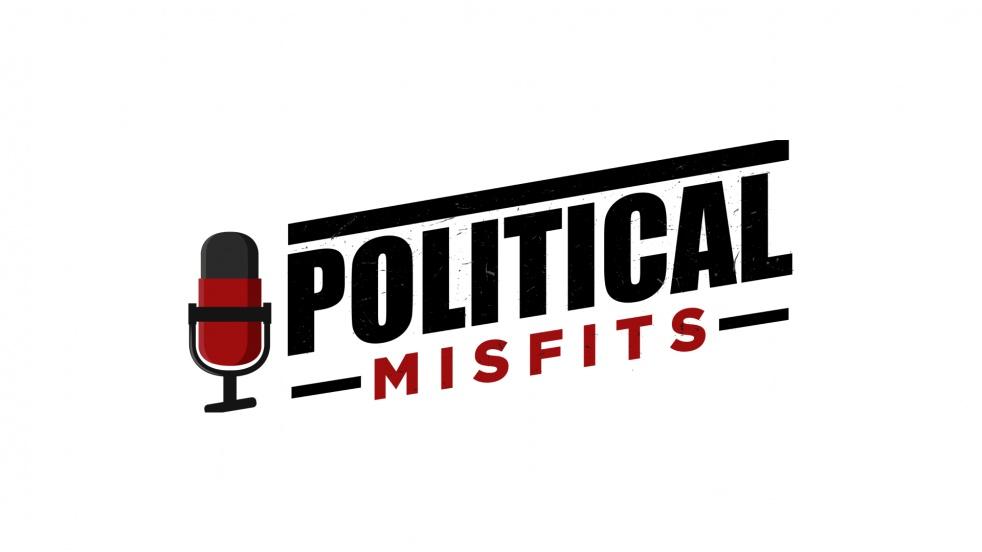 Political Misfits - imagen de portada