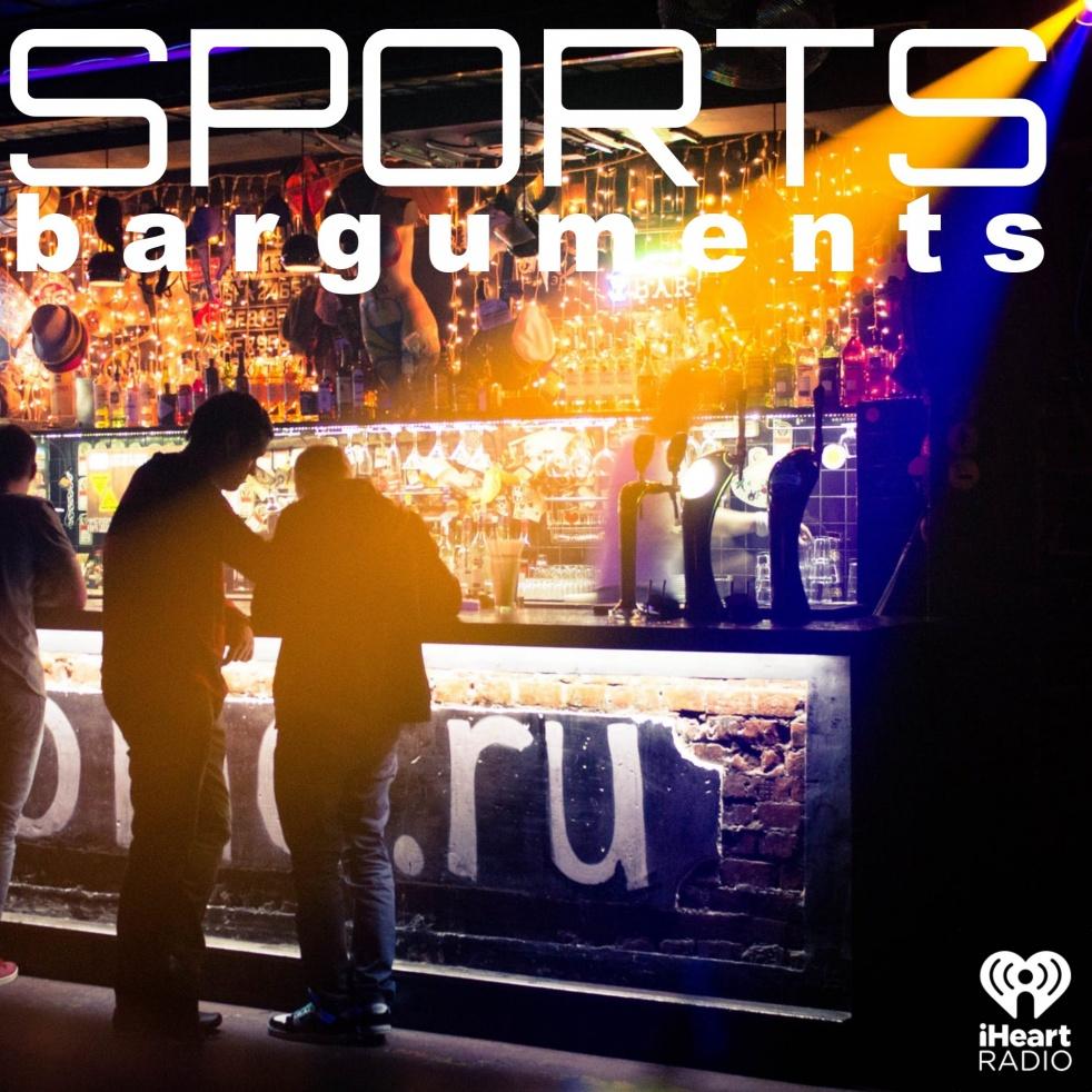 Sports Barguments - immagine di copertina
