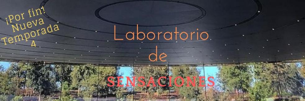 Laboratorio de Sensaciones - imagen de show de portada
