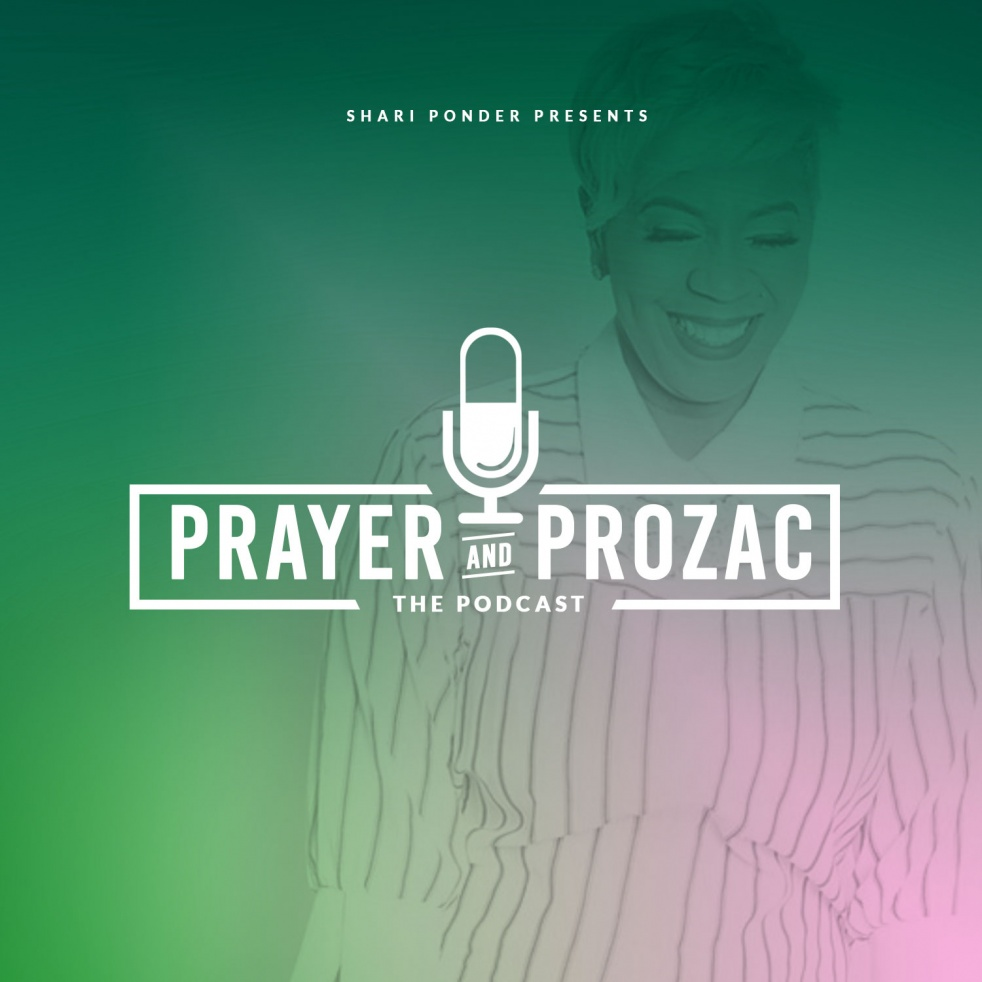Prayer & Prozac - Cover Image