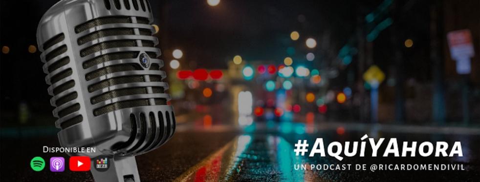El Podcast con Ricardo Mendivil - immagine di copertina dello show