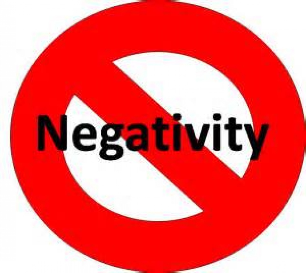 Avoiding Negativity From Others #1 - Cover Image