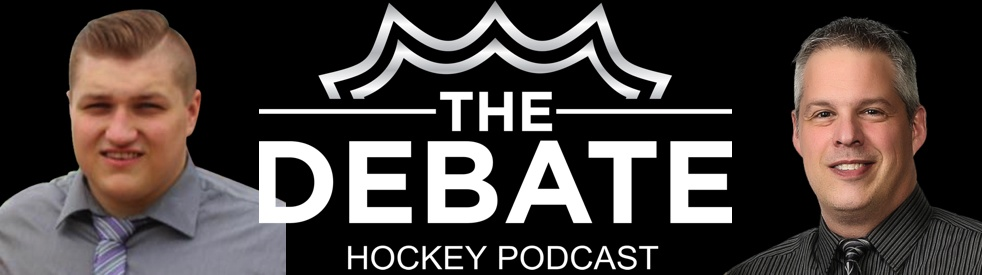 THE DEBATE - Hockey Podcast - show cover
