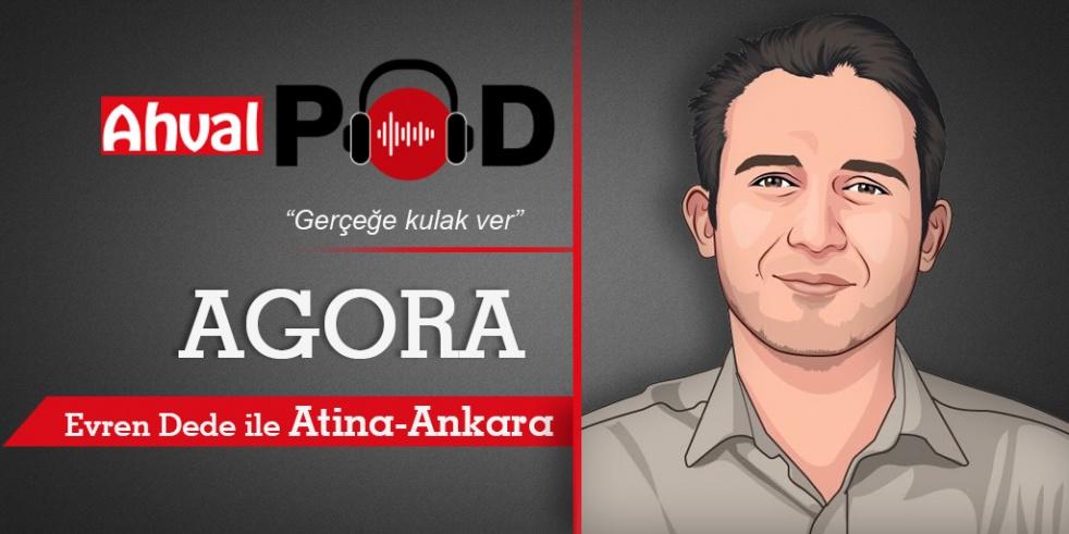 Agora - show cover